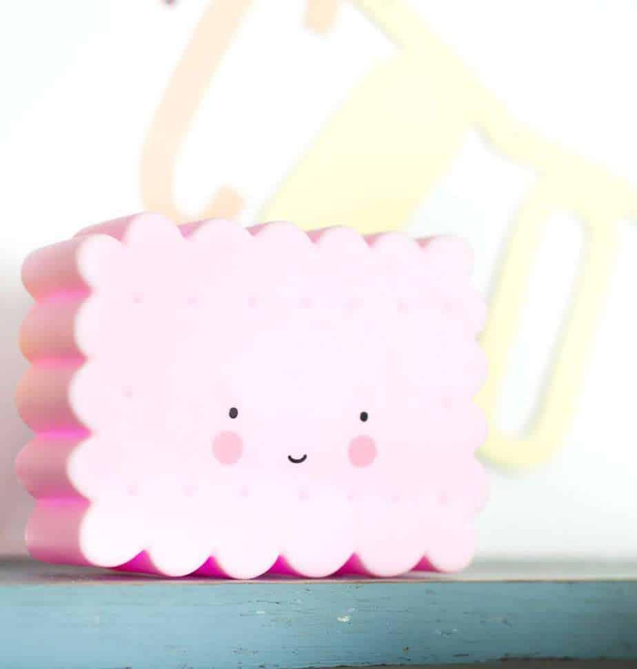Keks-Nachtlicht/pink