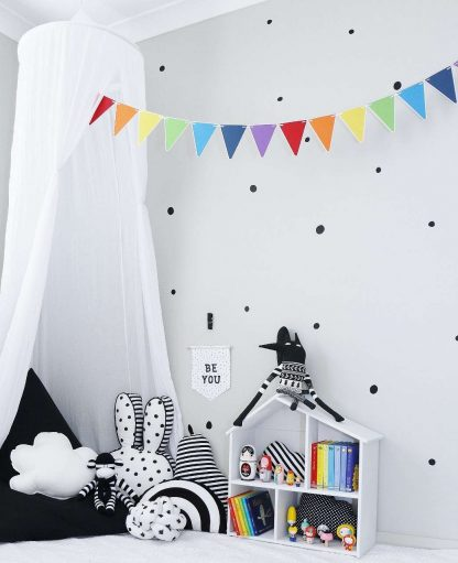 Irregular Dots Wandsticker