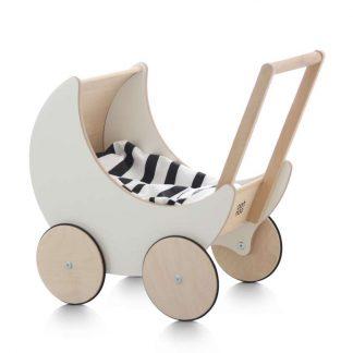 Holzpuppenwagen ooh noo
