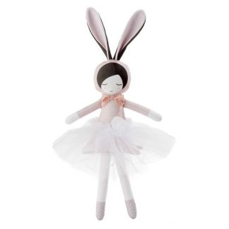 Pani Pieska Ballerina Bunny Rosa