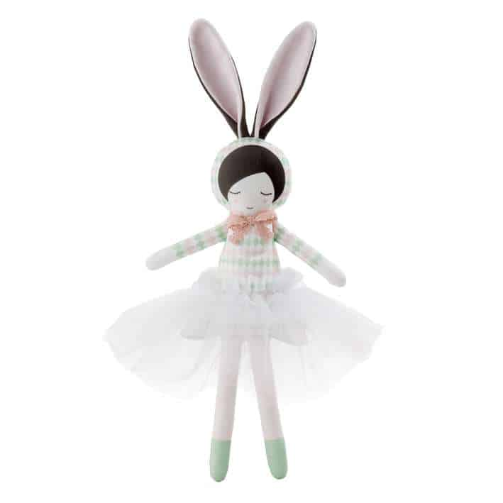Pani Pieska Ballerina Bunny Mint