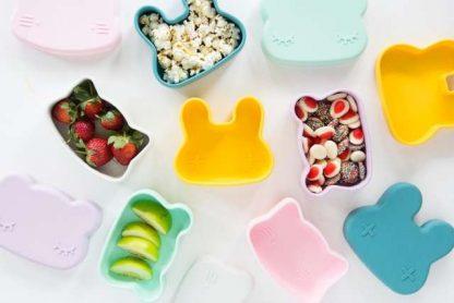 Silikon Snackbox BÄR We Might Be Tiny