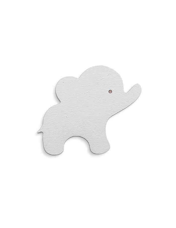 Wandhaken Elefant
