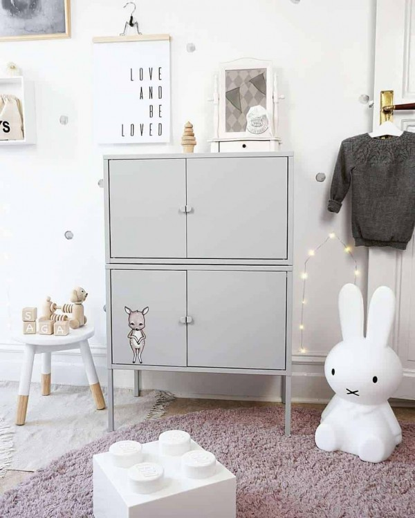 Mr Maria Miffy Stehlampe S