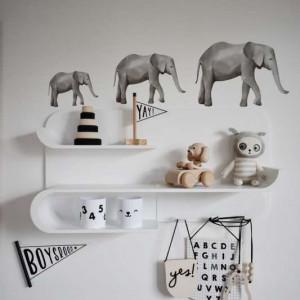 Elefantenfamilie Wandsticker