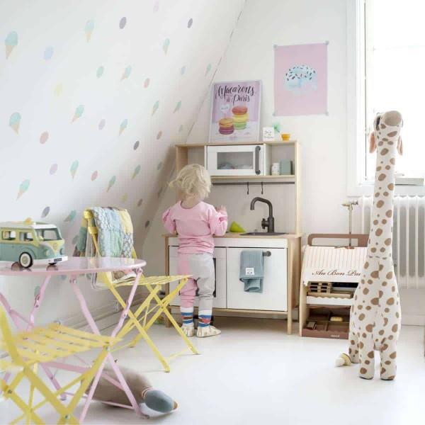 Confetti Dots-pastell