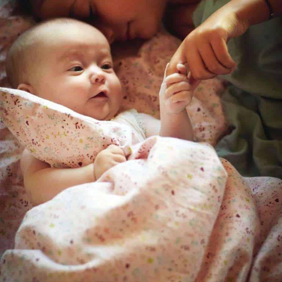 Cam Cam Baby & Juniorbettwäsche - Fleur