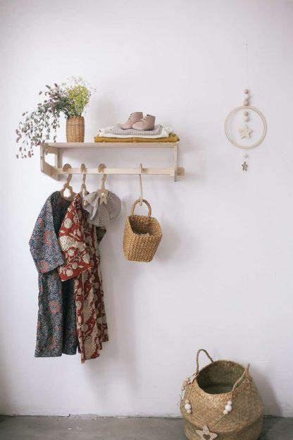 Loullou Regal mit Kleiderstange