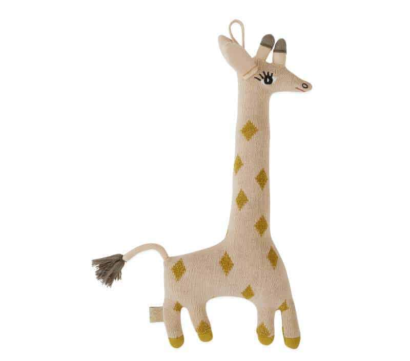"OYOY Kissen Baby Giraffe ""Guggi"""