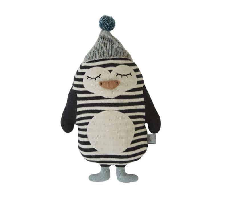 "Oyoy Kissen Baby Pinguin ""Bob"""