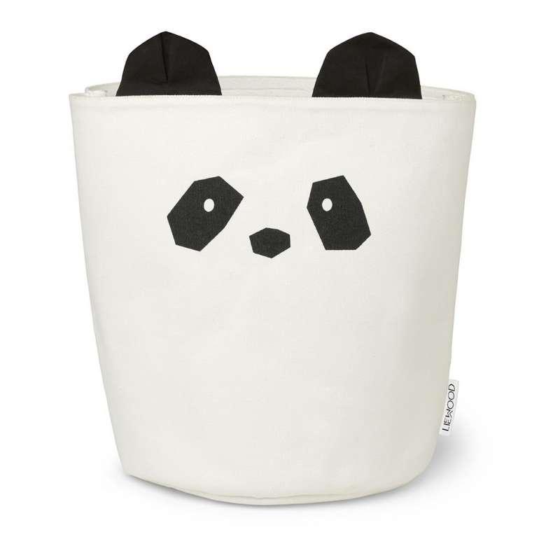 Liewood Aufbewahrungskorb/Spielzeugkorb Aya Panda