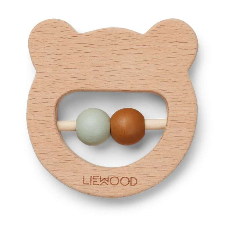 Liewood Beißring/Rassel Mr. Bear