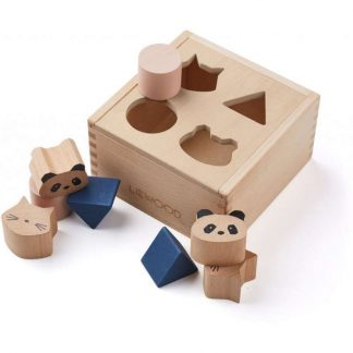 "Liewood ""Mateo"" Holzbox-Puzzle"