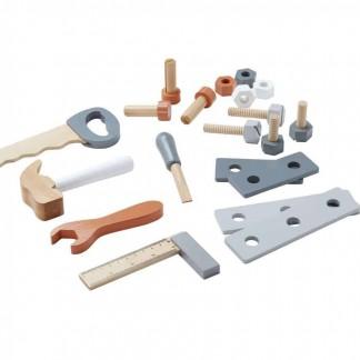 Kids Concept Werkzeugkiste -Weiß