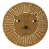 OYOY Teppich Löwe