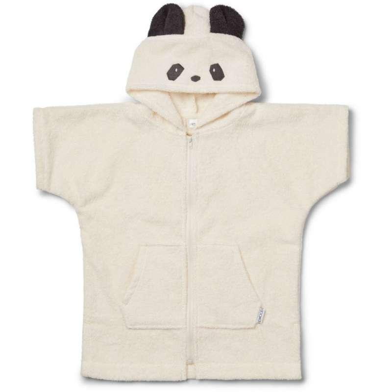 """Liewood """"Lela"""" Bademantel aus Bio-Baumwolle """"Panda"""""""