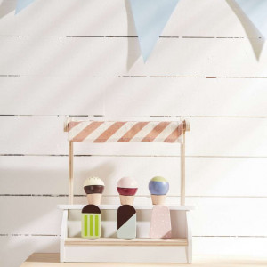 Kids Concept Eisverkaufsstand Bistro