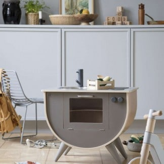 Sebra Spielküche - warm grau