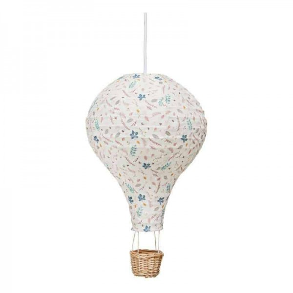 Cam Cam Air Balloon Lampe- Pressed leaves