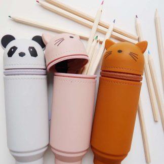 "Liewood ""Vitus"" Federmäppchen Panda"