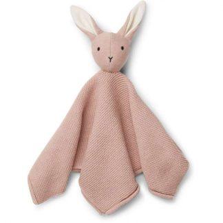 """Liewood Hasen- Kuscheltuch """"Milo Rabbit Rose """""""